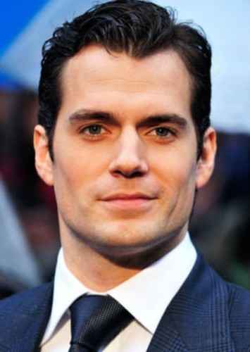 Henry Cavill as Astyages in Cyrus