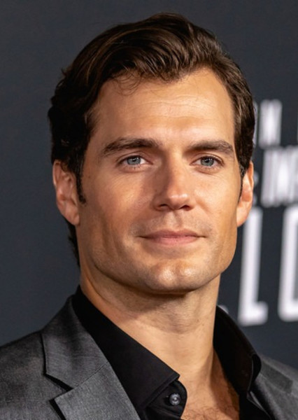 Henry Cavill as Bizarro in The Perfect Superman Movie