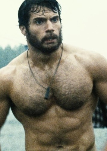 Henry Cavill as Adam in The Bible