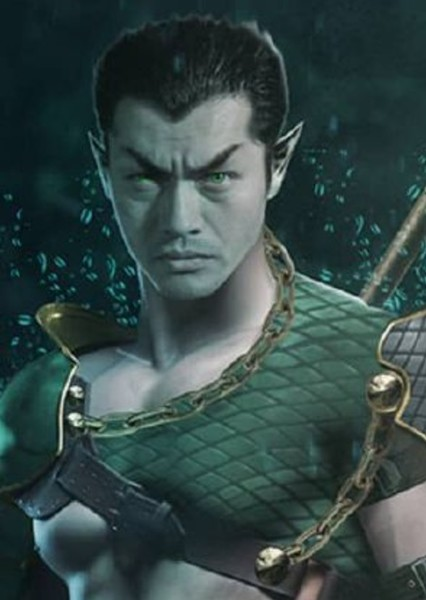 Henry Golding as Namor in Characters who did not appear, but should appear, in the MCU