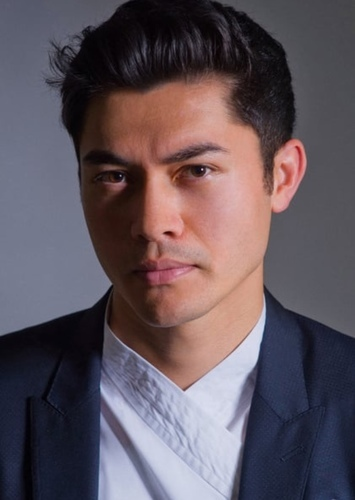 Henry Golding as Namor in Marvel Phase 4