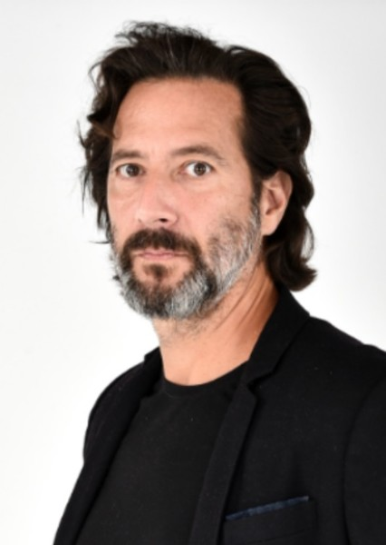 Henry Ian Cusick as Chiron in Percy Jackson (Live-action series)
