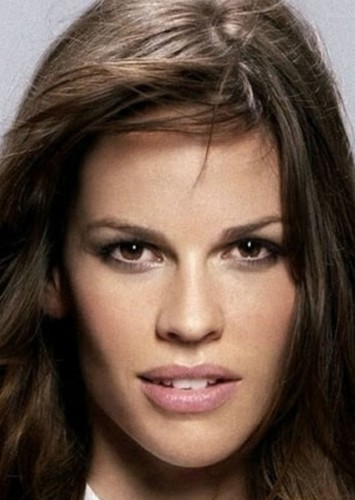 Hilary Swank as Kim Hillard in A Smoothieverse Chronicle- Alien