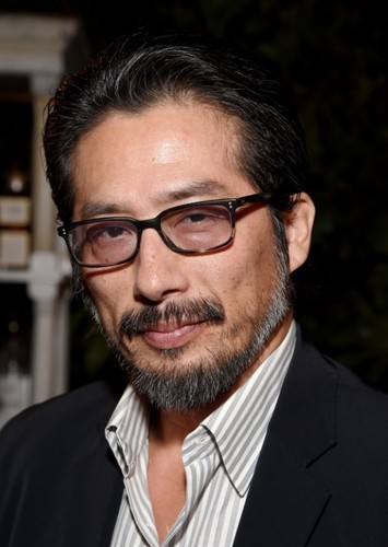 Hiroyuki Sanada as Vince in Telltale's The Walking Dead