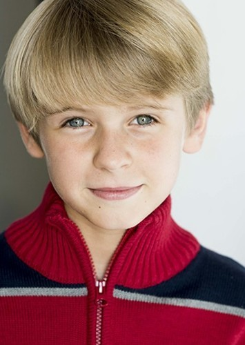 Hudson West as Draco Malfoy in Harry Potter and the Philosopher's Stone