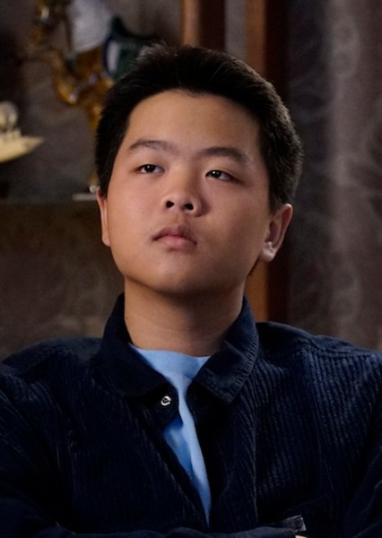 Hudson Yang as Youngest Son in The Good Earth