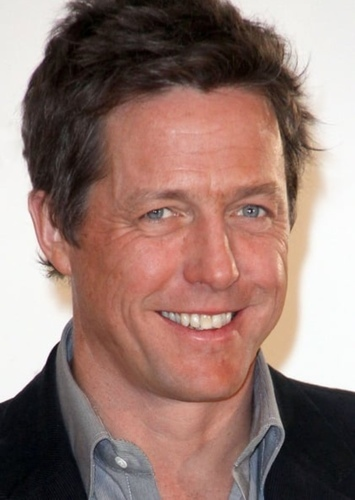 Hugh Grant as Samuel Loomis in The Shape