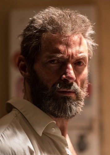 Hugh Jackman as James Howlett/Logan in Infinity Crisis