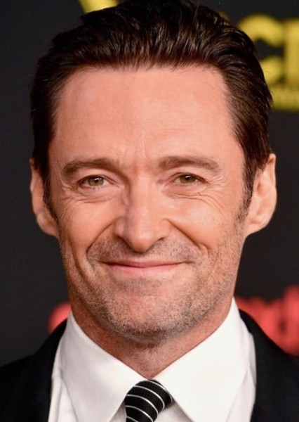 Hugh Jackman as Anchor in Finding Nemo The Broadway Musical