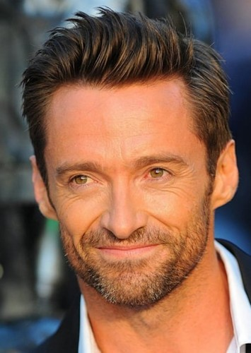 Hugh Jackman as Actors 51-60 in Best actor from each age group