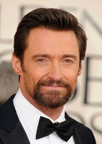 Hugh Jackman as Gaston in Beauty and The Beast alternate cast
