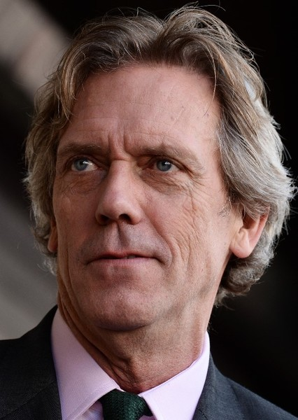 Hugh Laurie as FBI Director Frank Macduff in Macbeth