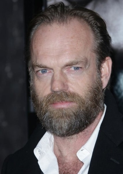 Hugo Weaving as Mr.freeze in Batman Arkham asylum