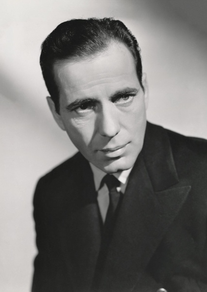 Humphrey Bogart as President James Dale in Mars Attacks! (1951)