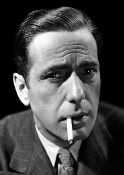 Humphrey Bogart as Dane Thorne in A Good Day For A Murder