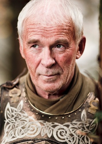 Ian McElhinney as General Dodonna in Star Wars: A New Hope