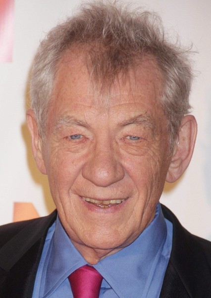Ian McKellen as Gandalf the White in Sauron