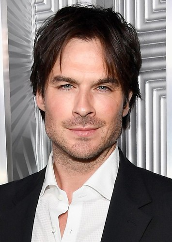 Ian Somerhalder as Kalona in House Of Night Series
