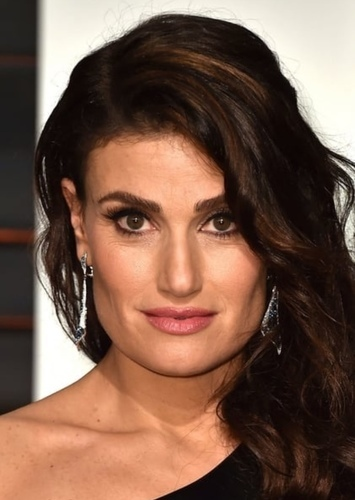 Idina Menzel as Elsa in Ralph Breaks the Internet princesses