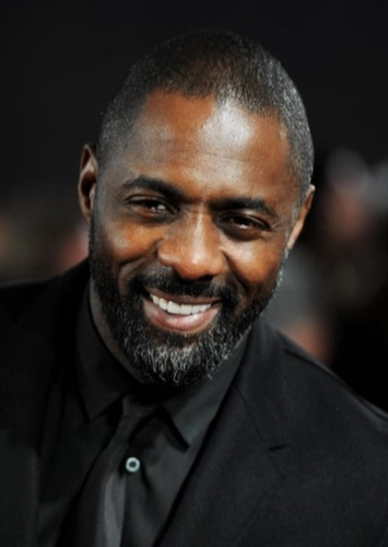 Idris Elba as Shotgun in Superhero Movie (Done Differently)