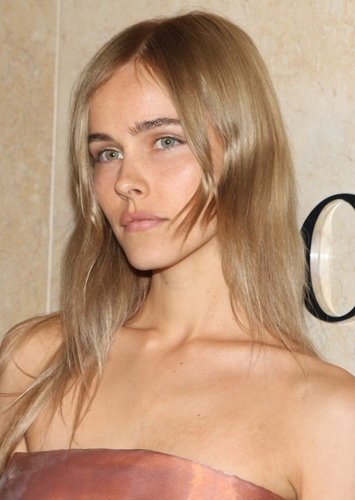 Isabel Lucas as Nerissa in The Merchant of Venice