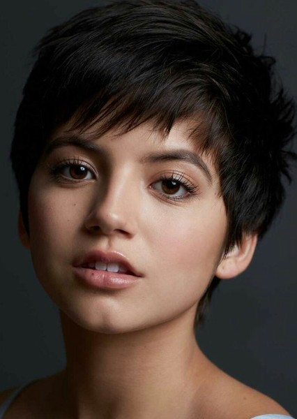 Isabela Merced as Thalia Grace in Percy Jackson & the Olympians