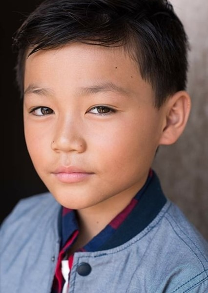 Izaac Wang as JJ in The Last of Us Part III