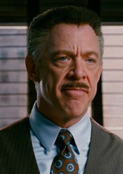 J.K. Simmons as J. Jonah Jameson in Spider-Man 4