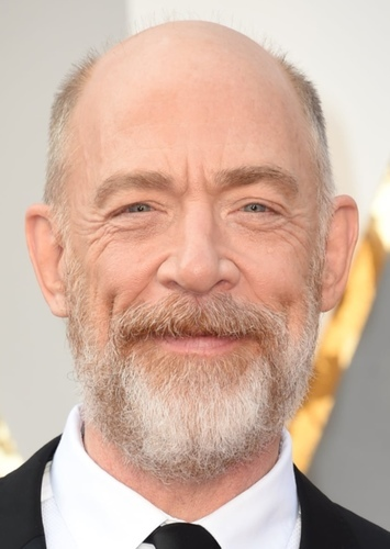 J.K. Simmons as Ford Pines in Interdimensional Crossover