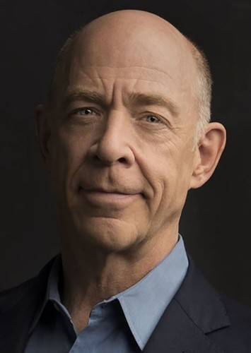 J.K. Simmons as Great Philosopher in One Punch Man
