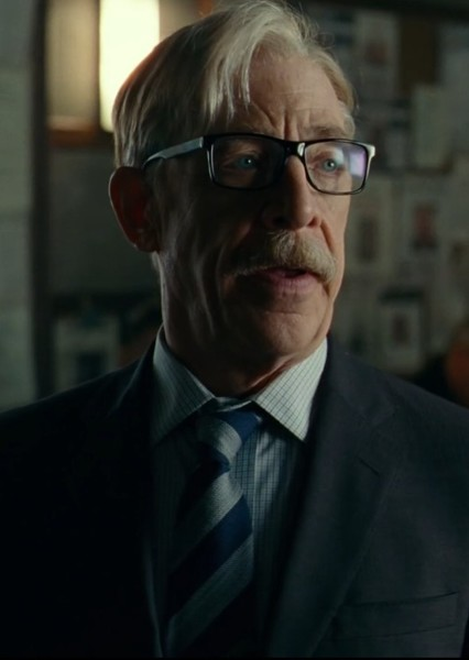 J.K. Simmons as Jim Gordon in Gotham City Sirens