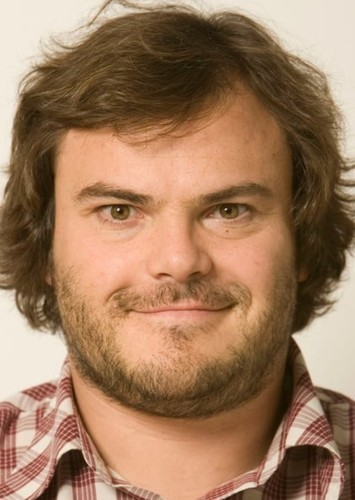 Jack Black as Mario in Super Smash Bros: Supreme