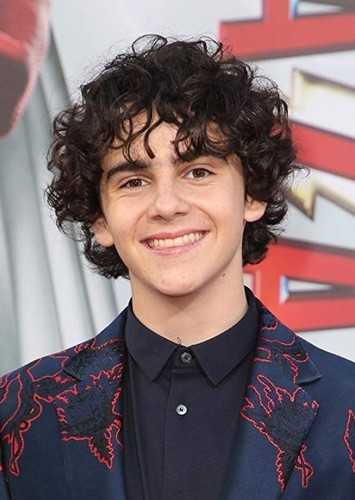 Jack Dylan Grazer as Sean Cook in Amity Grove