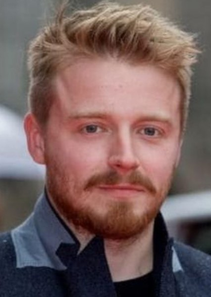 Jack Lowden as Raoul de Chagny in Phantom