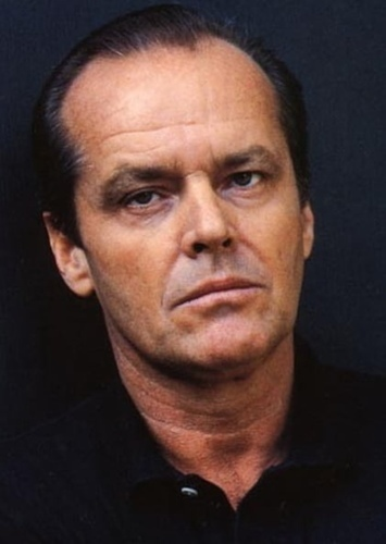 Jack Nicholson as Jack Torrance in Slash of The Titans