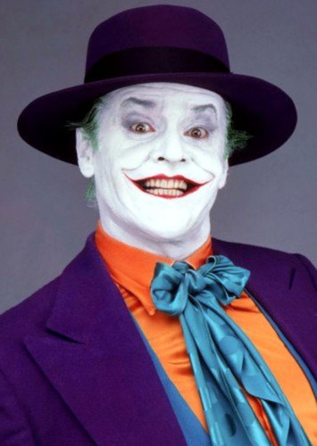 Jack Nicholson as Joker in Justice League (1987)