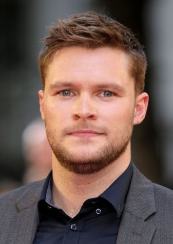 Jack Reynor as Andrew Frost in Horrors of Salt Lake City