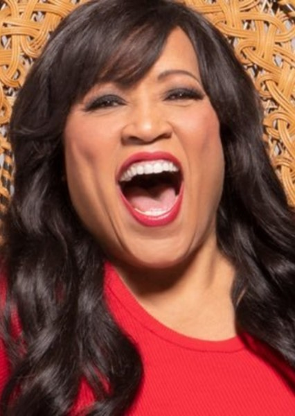 Jackée Harry as Carlotta in The Little Mermaid (Live Action African American Version)