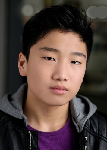 Jackson Geach as Ryan Chow in Amity Grove