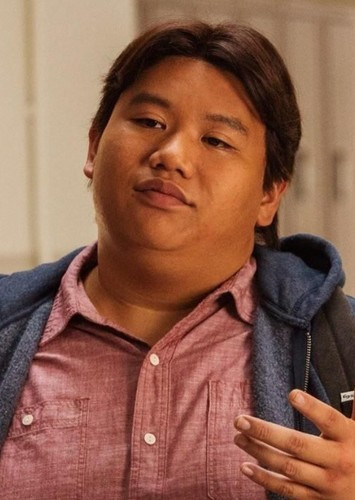 Jacob Batalon as Ned in Spider-Man: Sinister Six
