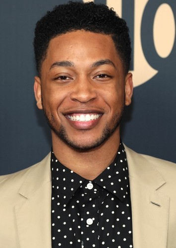 Jacob Latimore as Red Ranger in Power Rangers Next Adaptations: Ryusoulger
