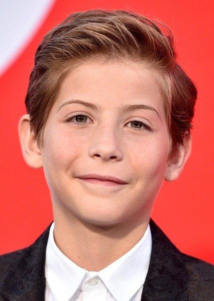 Jacob Tremblay as Megan Simms in Austin & Ally (Genderswap)