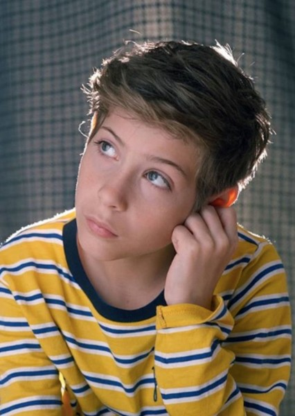 Jacob Tremblay as Myles Switzer in IT: The Origin of Pennywise