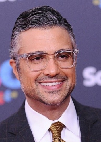 Jaime Camil as Joaquin in The Junior