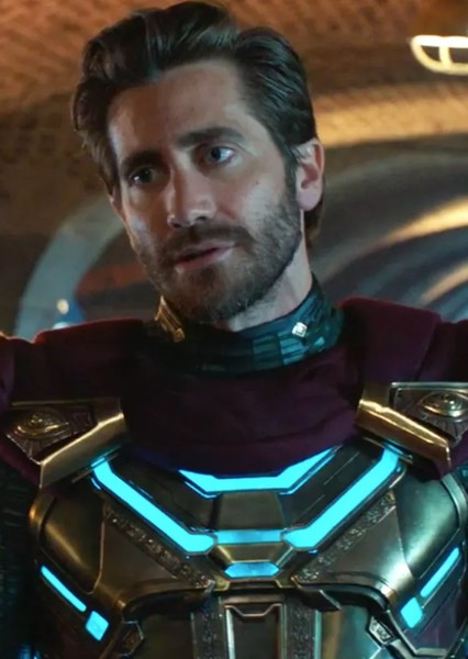 Jake Gyllenhaal as Mysterio in Spider Man : The Sinister Six