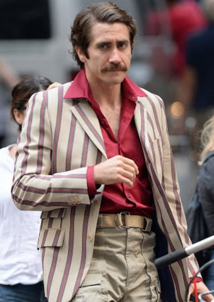 Jake Gyllenhaal as Rupert Pupkin in The King of Comedy (2020)