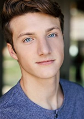 Jake Short as Tim Drake in Batman Cinematic Universe
