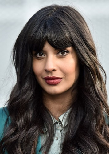 Jameela Jamil as W.A.N.D.A. in Darkwing Duck