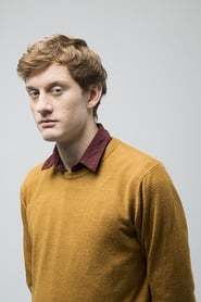 James Acaster as Oswald Mosley in Blackadder reboot