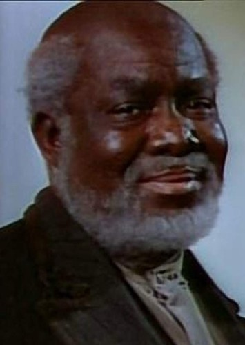 James Baskett as Rafiki in The Lion King (1944)